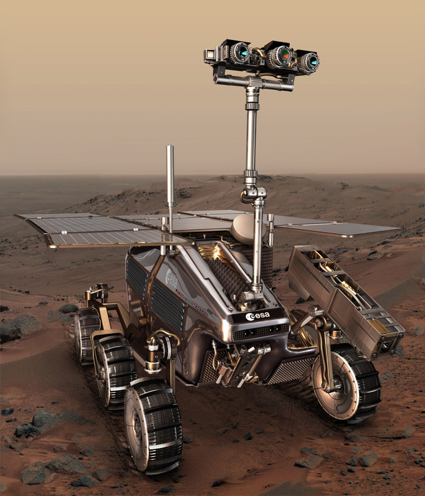 ExoMars_rover-ESA